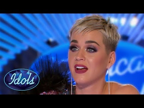 KATY PERRY'S Favourite Auditions On American Idol! | PART 2
