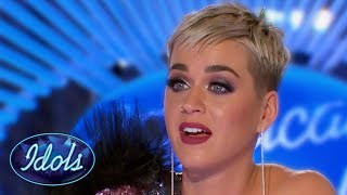 KATY PERRY'S Favourite Auditions On American Idol! | PART 2 | Idols Global