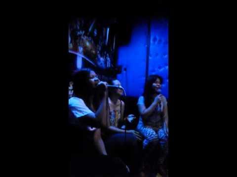 Chandelier karaoke  (Breakfree)