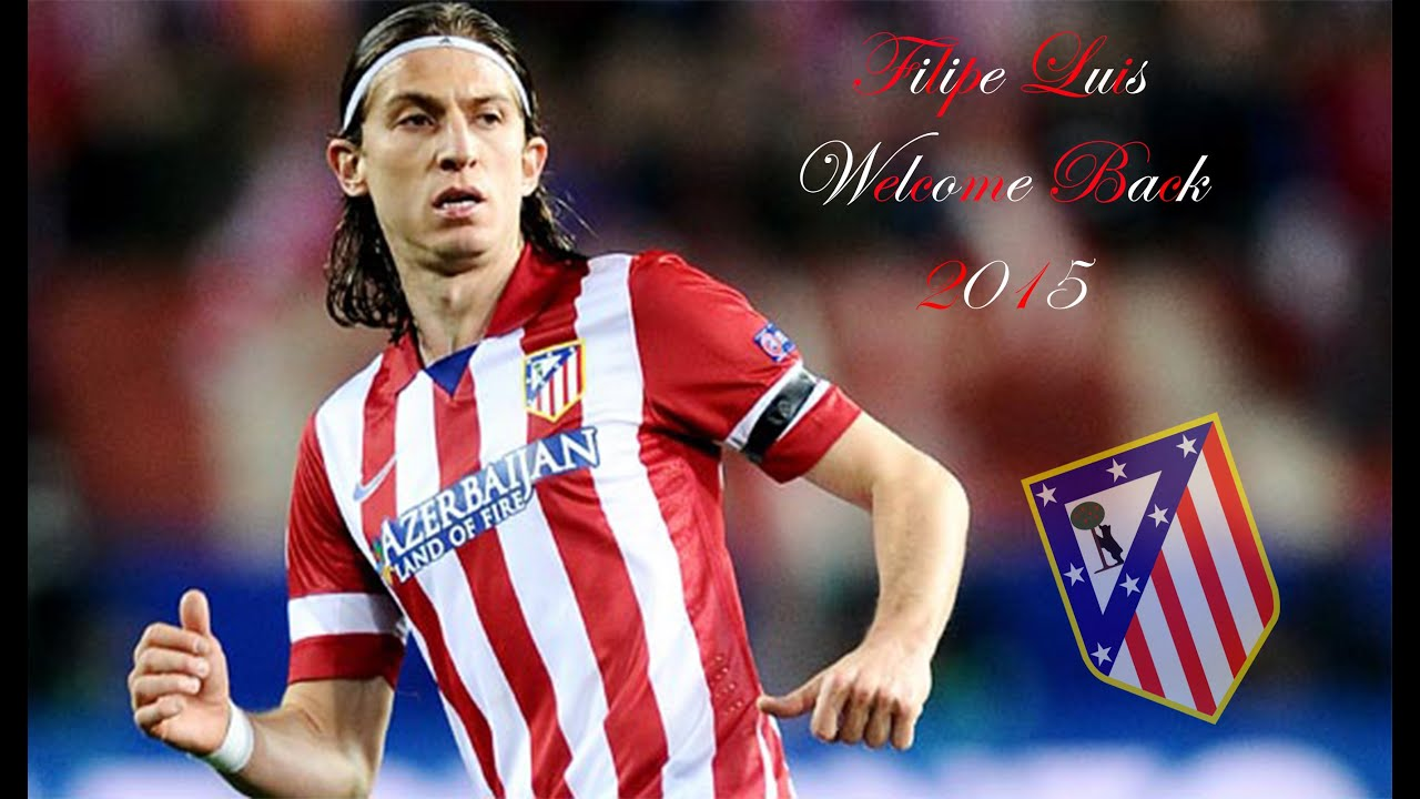 Find A Code >> Filipe Luis Welcome back to Atlético de Madrid 2015 - YouTube