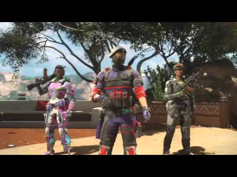 Call of Duty Black Ops III: Multiplayer w/ Franklin Plays