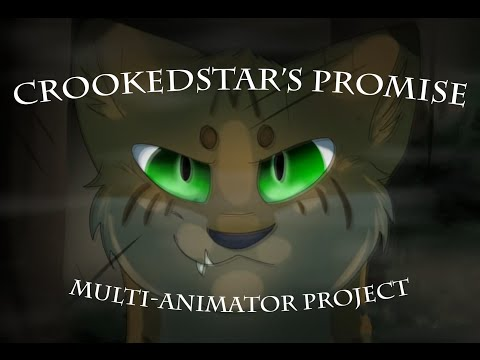 Crookedstar's Promise [Completed MAP]