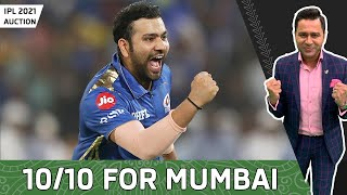10/10 for MUMBAI at the AUCTION | RAJ Auction Review | Betway Mission Domination | Aakash Chopra