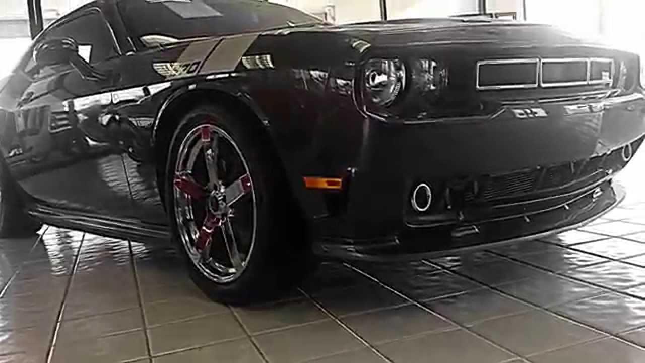 2014 Dodge Challenger Saleen 570 Black Label - YouTube  2014 Dodge Chal...