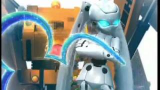 Disney Channel Russia - Robot ident