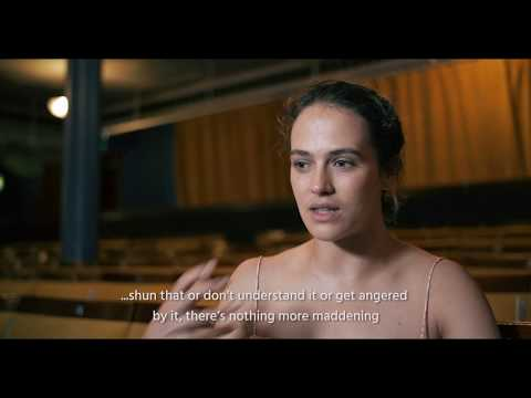 HAMLET  Jessica Brown Findlay on playing Ophelia