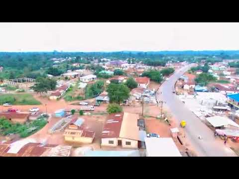ANTOAKROM - Amansie West District Town