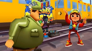 Subway Surfers World Tour 2021 - New Zombies Characters Streets of Berlin Fullscreen Gameplay