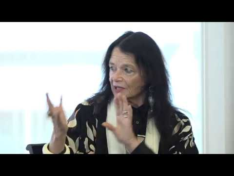 Beats Creativity Conversation: Anne Waldman and Kevin Young, Sept. 28, 2017, Emory Libraries