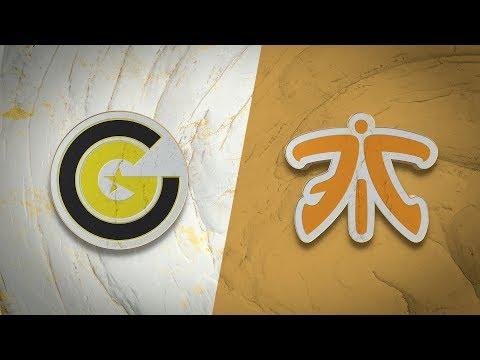 Clutch Gaming vs Fnatic vod