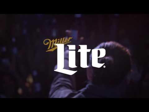 Miller Lite #MadeOriginal | FJ Chargualaf