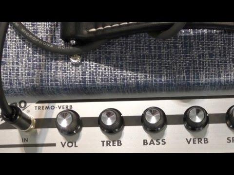 [NAMM] Supro  1622RT Tremo-Verb