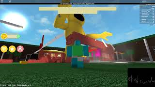 ROBLOX - Big Fat Pikachu - (Censored) SFW Clean Version