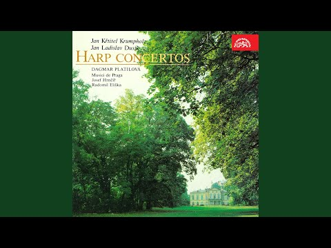 Concerto For Harp And Chamber Orchestra In E Flat Major, Op. 15 - Allegro