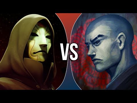 VS Shorts | Amon vs Zaheer