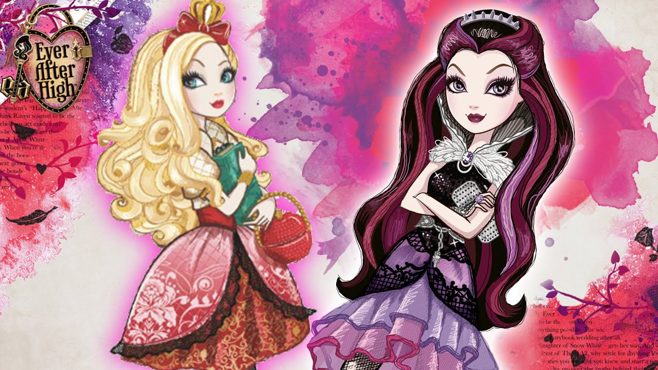 EVER AFTER HIGH - The Movie! - Who Should Play the Royals and Rebels? - YouTube