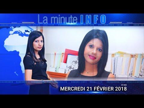 LaMinuteInfo: Un individu menace de tuer l'épouse du ministre Sinatambou