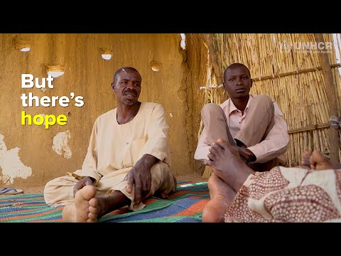 Sudan's internally displaced yearn for real peace to go home