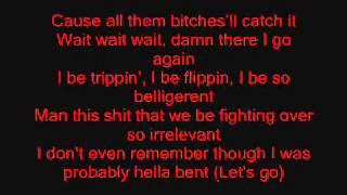 nicki minaj right by my side ft chris brown lyrics