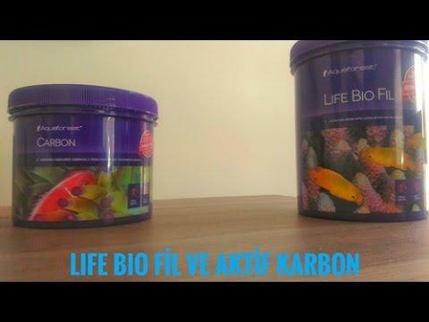 Life Bio Fil Ve Karbon (Filtre Malzemeleri)