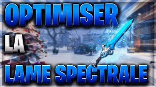 SPECTRAL LAME OPTIMISATION - FORTNITE SAUVER THE WORLD