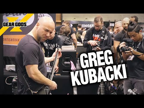 Greg Kubacki of CARBOMB Performs at NAMM 2020 | GEAR GODS