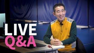 Live Q&A with Coach Kim Hyung Tak