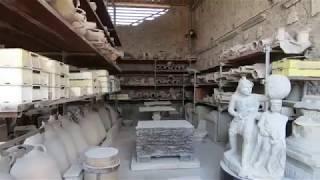 Pompei Antik Kenti #5 Su Borusunun İcadı mı ??? Zenginlerin Evleri !!!