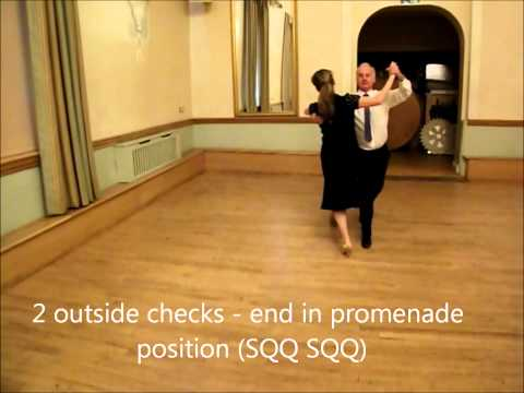 Saunter Together Sequence Dance Walkthrough