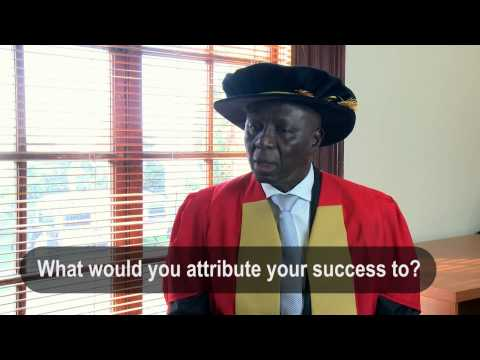 Graduation Interview: Dikgang Moseneke