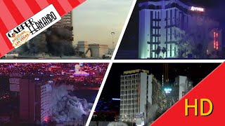 Evolution Implosion Hotels las vegas  1993 to 2019