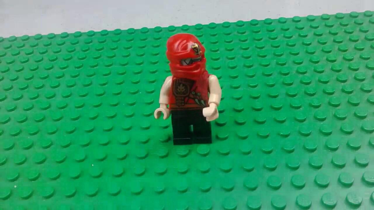 LEGO Mortal Kombat Stop Motion: Scorpion vs Sub Zero - YouTube
