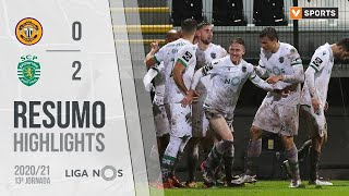 Highlights   Resumo: CD Nacional 0-2 Sporting (Liga 20/21 #13)