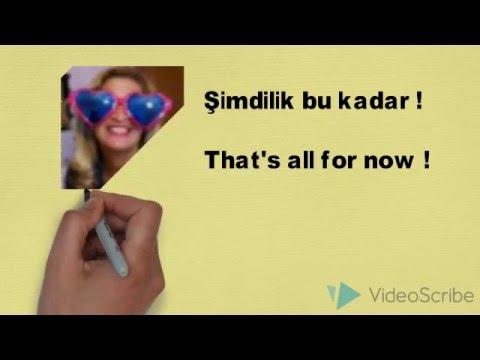 Beginner 1 - Türkçe Öğreniyorum - I'm Learning Turkish