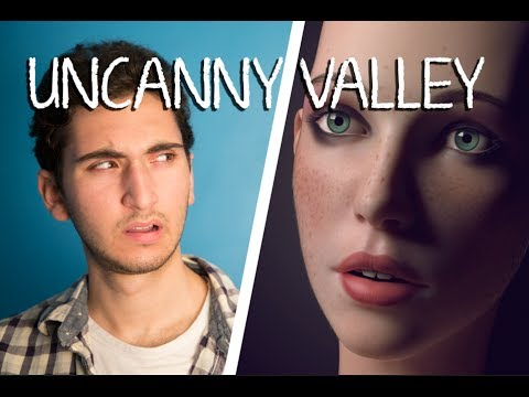 What Is The Uncanny Valley? | Mashable Explains