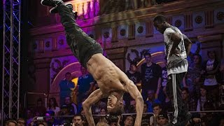 Tonio VS Skychief - FINALS - Red Bull BC One Western Europe Final 2014