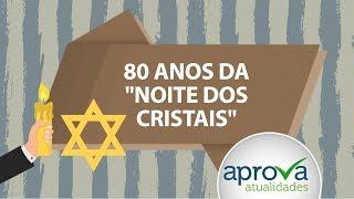 """80 Anos da """"Noite dos Cristais"""" - Aprova Atualidades 103"""