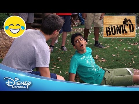 Bunk'd | The Tournament | Official Disney Channel UK