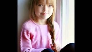 Ей всего 7 лет а она такая красивая