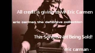 Make Me Lose Control - Eric Carmen (Mixed by The Trip).wmv