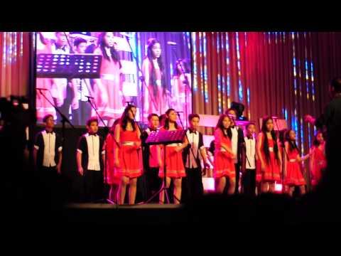 Manila Science Musicapella 2014
