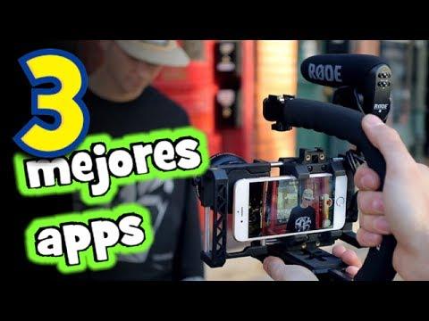 cómo editar VIDEOS en tu celular ANDROID 2019 | Las mejores aplicaciones para editar videos