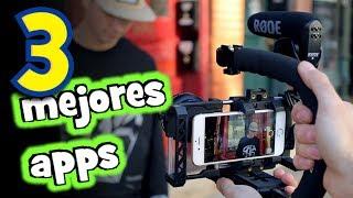 cómo editar VIDEOS en tu celular ANDROID | las mejores aplicaciones para editar videos thumbnail