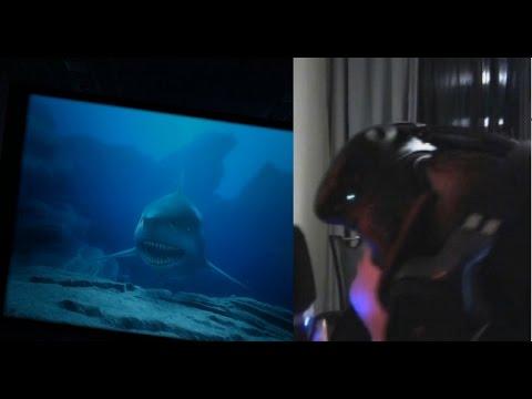 Un Cinéma 3D Dans Mon Salon [ Cmoar Cinema Vr ] - Youtube
