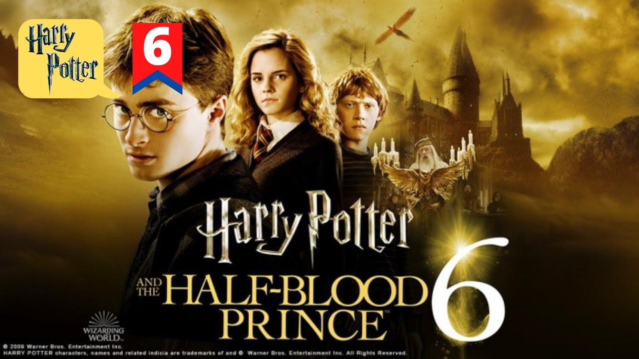 Download Harry Potter 6 Explained in Hindi | Harry Potter and The Half-Blood Prince 2009 Explained in Hindi