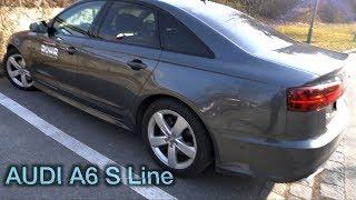 AUDI A6 S Line в отличной комплектации