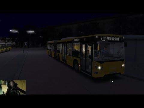 Lets Play - Omsi 2 [Teil 65] [Berlin X10 - Linie N10]