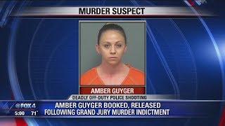 Former Dallas officer Amber Guyger indicted for murder of Botham Jean