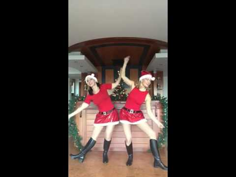 Britney Spears- My Only Wish ( This Year ) Christmas dance -zumba choreography by Sylvia Barta