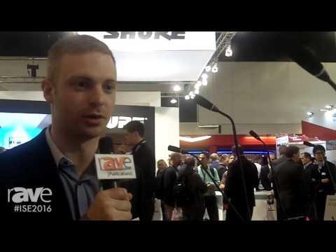 ISE 2016: Audio-Technica Showcases ATUC-50 Discussion System
